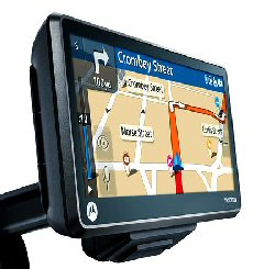 portable sat nav gps systems taking them on holiday