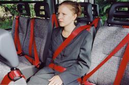 seat belts - belt up!