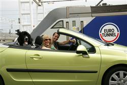 travel - going by eurotunnel