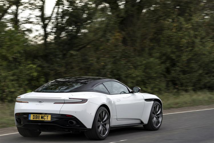 Aston Martin DB11 Volante - The return of the ultimate sports convertible GT image 15