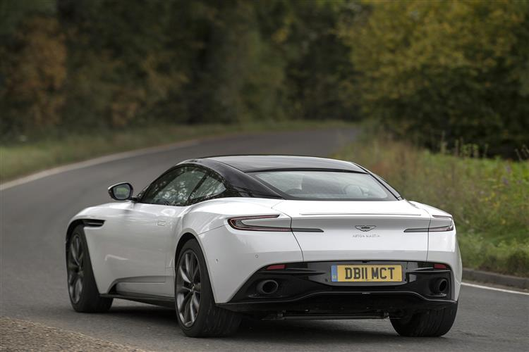 Aston Martin DB11 Volante - The return of the ultimate sports convertible GT image 16