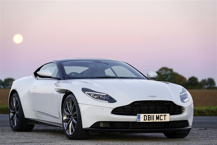 Aston Martin DB11 Volante - The return of the ultimate sports convertible GT image 17