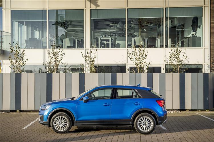 New Audi Q2 review