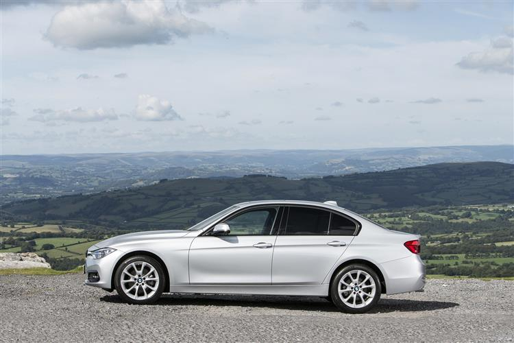 Compare BMW Series Saloon Special Edition Leasing Deals - Bmw 3 series special edition