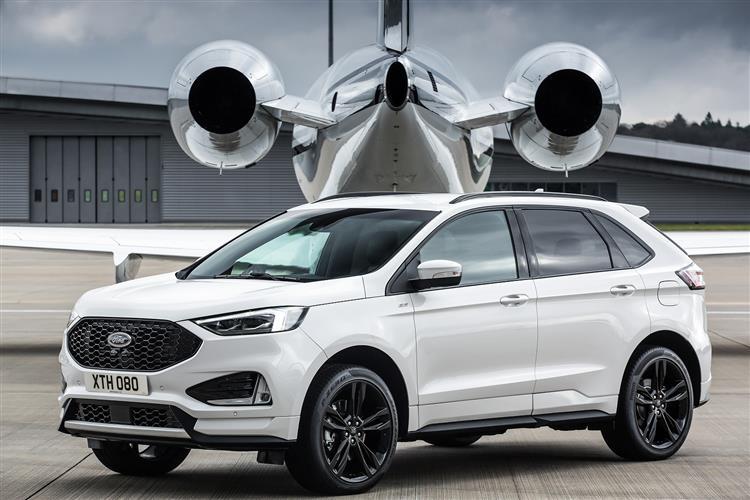 Ford Edge F Caranddriving Com Images New Big