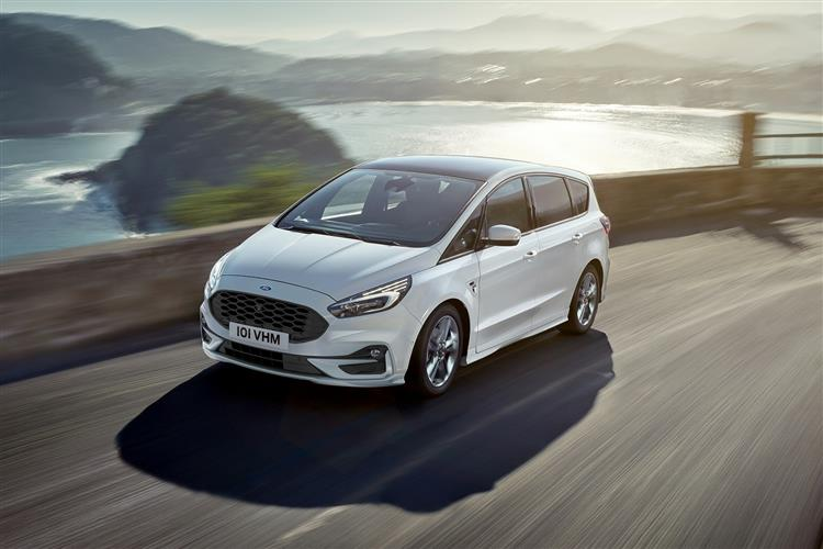 New Ford S-MAX Vignale review