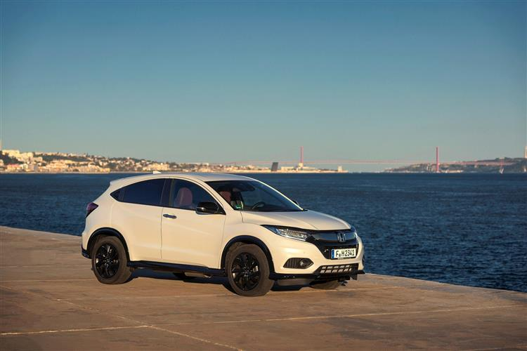 New Honda HR-V 1.5 Turbo Sport review