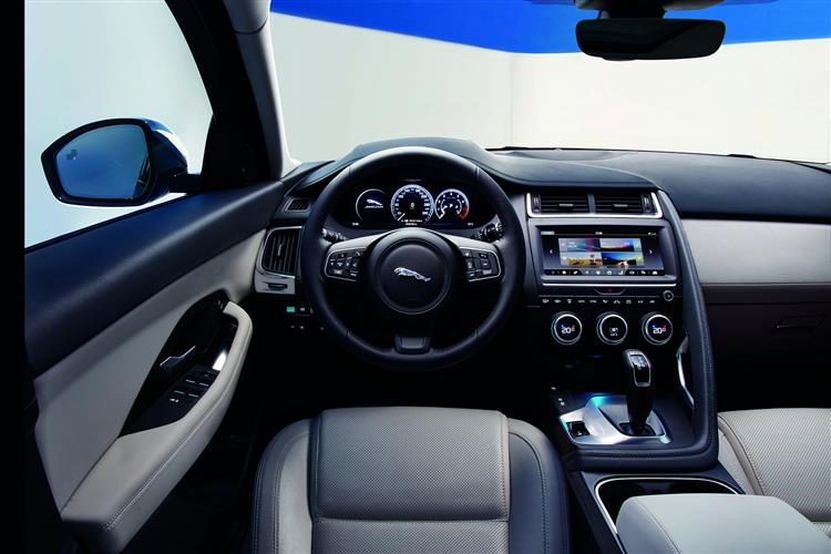 Jaguar E-PACE 2.0d [180] 5dr Auto image 14