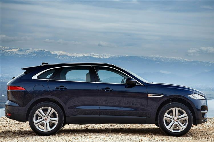 Jaguar F-PACE 2.0 [250] Chequered Flag AWD SPECIAL EDITIONS Automatic 5 door Estate (2020)