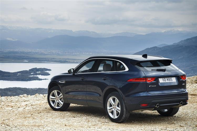 Jaguar F-PACE 2.0d (180) Chequered Flag AWD SPECIAL EDITIONS image 2