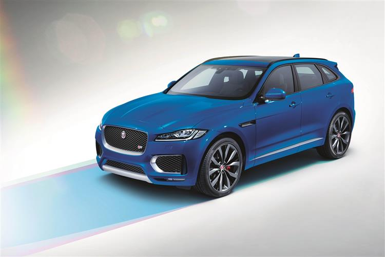 Jaguar F-PACE 2.0d (180) Chequered Flag AWD SPECIAL EDITIONS image 13
