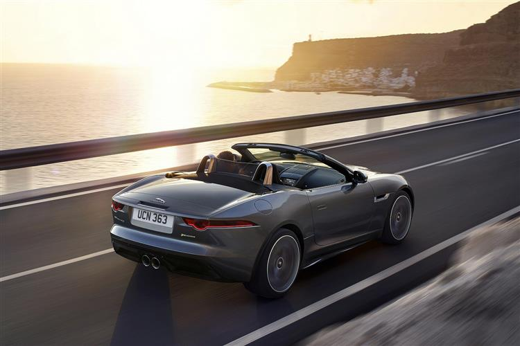 Jaguar F-TYPE 3.0 [380] Supercharged V6 R-Dynamic AWD image 3