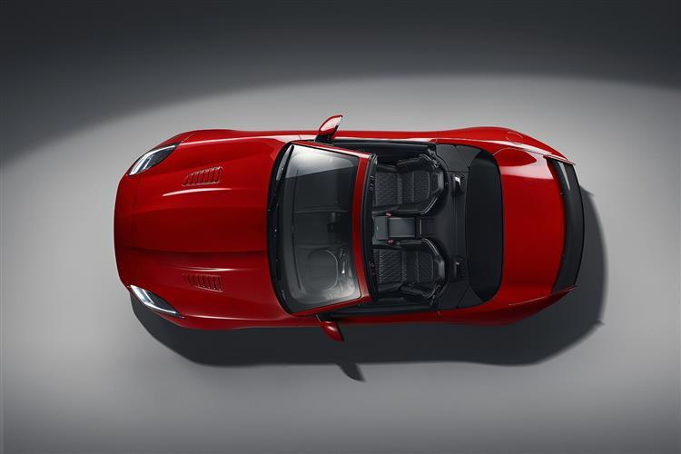 Jaguar F-TYPE 3.0 [380] Supercharged V6 R-Dynamic AWD image 7