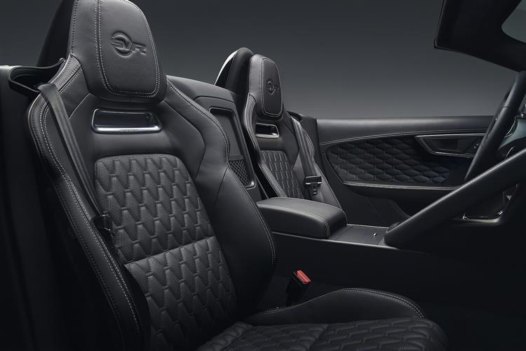 Jaguar F-TYPE 3.0 [380] Supercharged V6 R-Dynamic AWD image 9