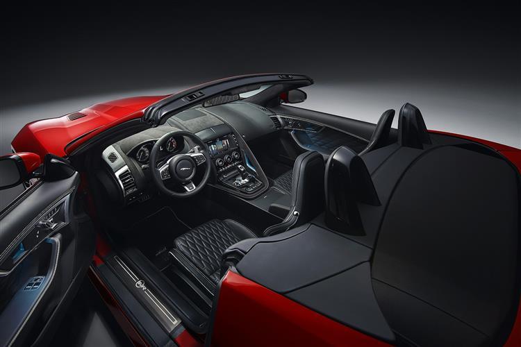 Jaguar F-TYPE 3.0 [380] Supercharged V6 R-Dynamic AWD image 10