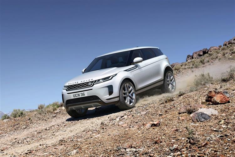 Land Rover Range Rover Evoque Offer image 4