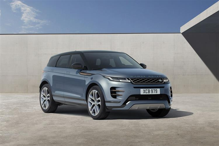 Land Rover Range Rover Evoque Offer image 7