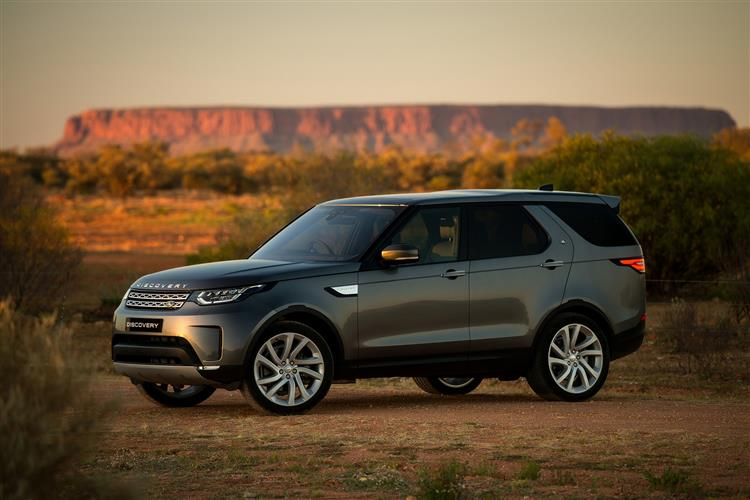 Land Rover New Discovery 3.0 SD6 HSE Luxury 5dr Auto image 2 thumbnail