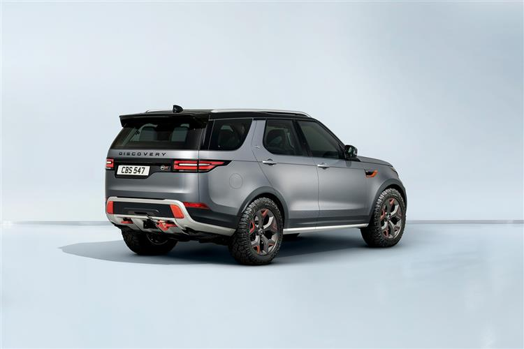 Land Rover New Discovery 3.0 SD6 S 5dr Auto image 1