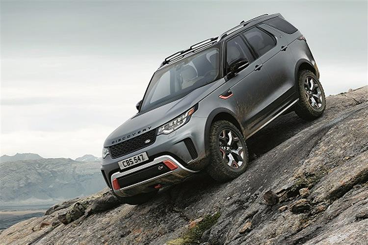 Land Rover New Discovery 3.0 SD6 S 5dr Auto image 2