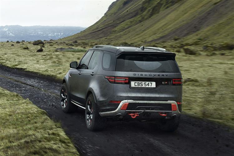 Land Rover New Discovery 3.0 SD6 S 5dr Auto image 4