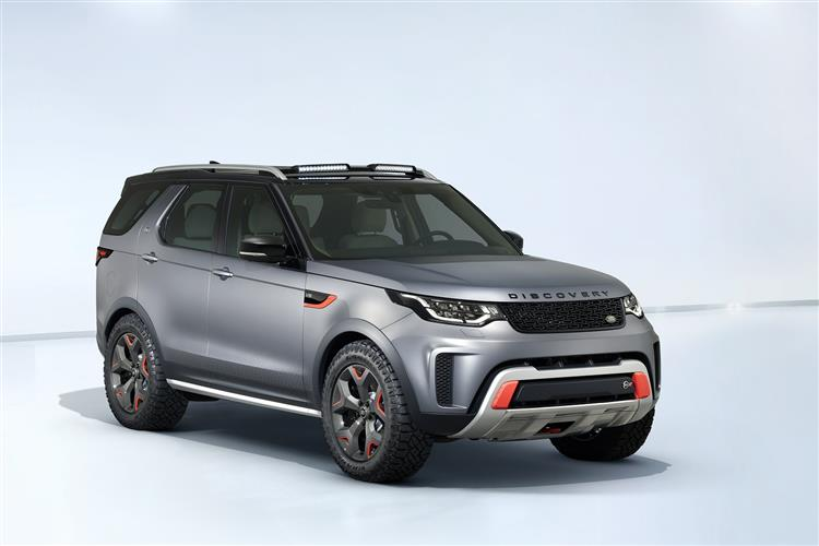 Land Rover New Discovery 3.0 SD6 S 5dr Auto image 5
