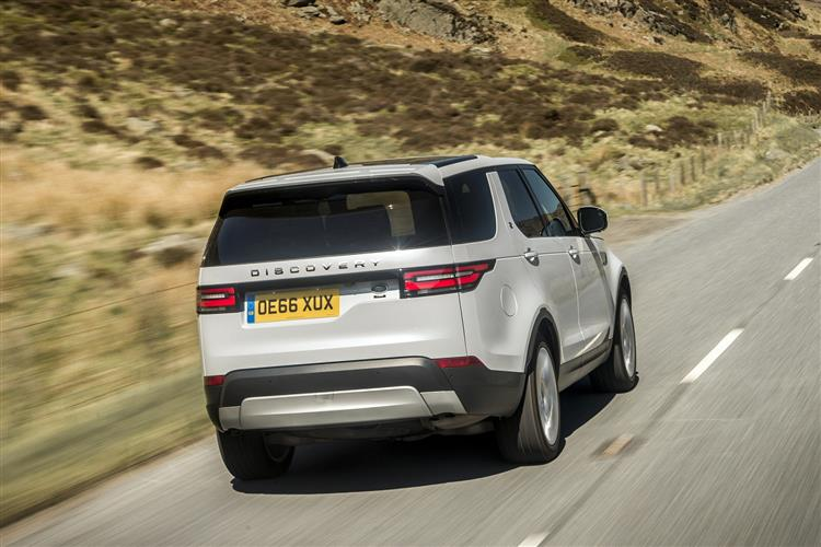 Land Rover Discovery 3.0 SDV6 HSE image 4