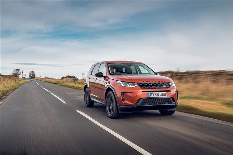 Land Rover DISCOVERY SPORT 2.0 D150 S 2WD image 3