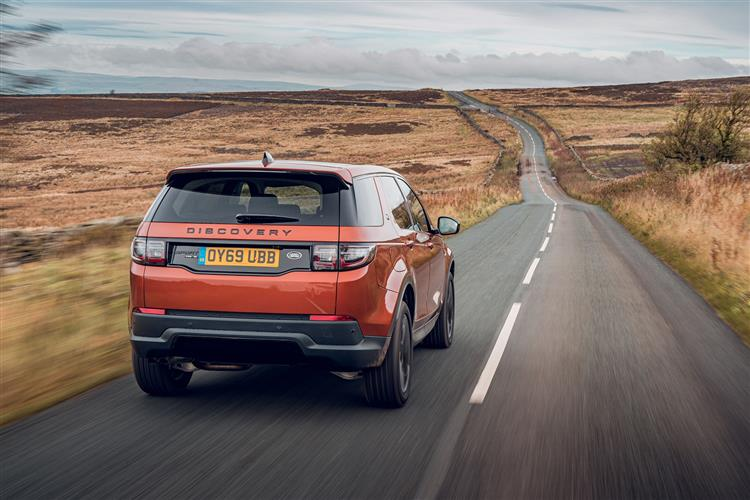 Land Rover DISCOVERY SPORT 2.0 D150 S 2WD image 5