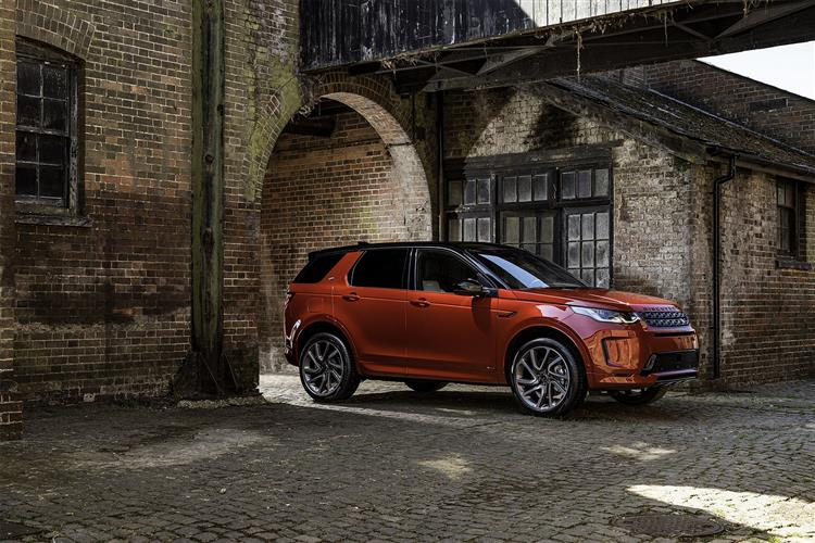 Land Rover DISCOVERY SPORT 2.0 D150 S 2WD image 6