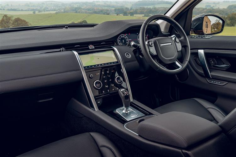 Land Rover DISCOVERY SPORT 2.0 D150 S 2WD image 9