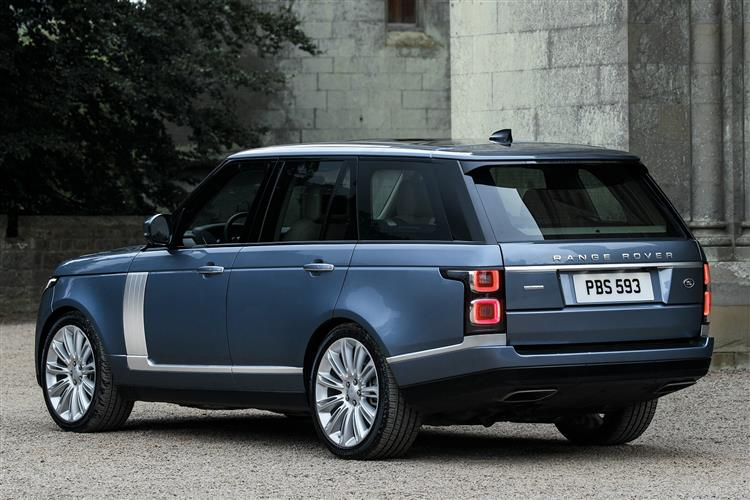 Land Rover Range Rover 3.0 SDV6biography image 2