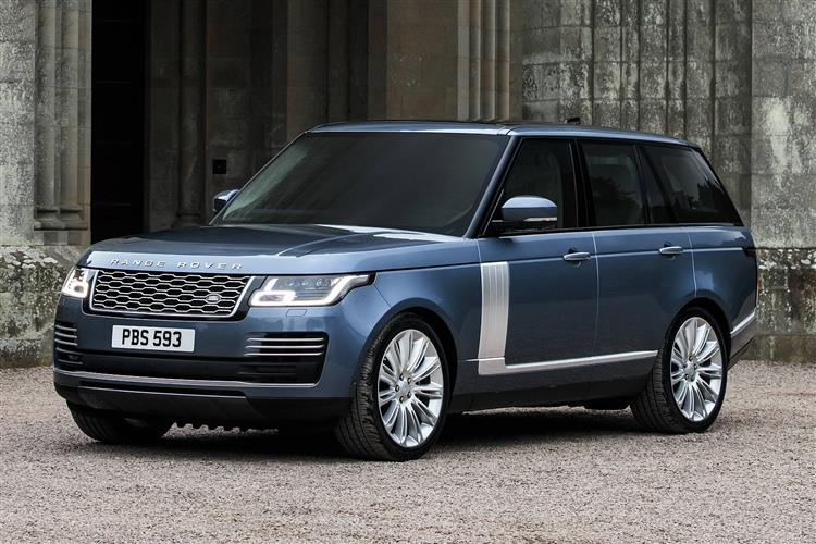 Land Rover Range Rover 3.0 SDV6biography image 6