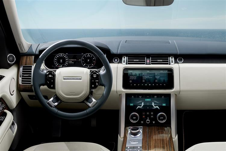 Land Rover Range Rover 3.0 SDV6biography image 9