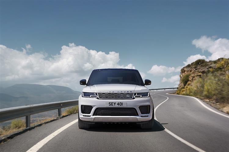 Land Rover RANGE ROVER 2.0 P400e Vogue 4dr Auto image 1
