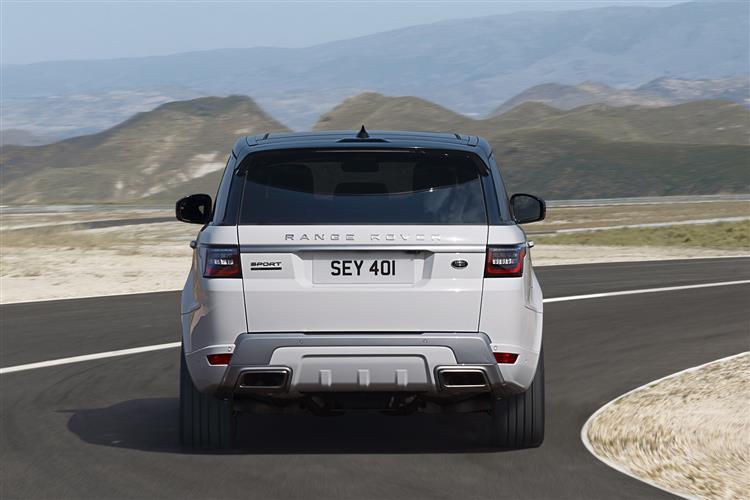 Land Rover RANGE ROVER 2.0 P400e Vogue 4dr Auto image 2