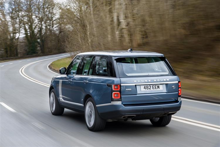 Land Rover RANGE ROVER 2.0 P400e Vogue 4dr Auto image 7