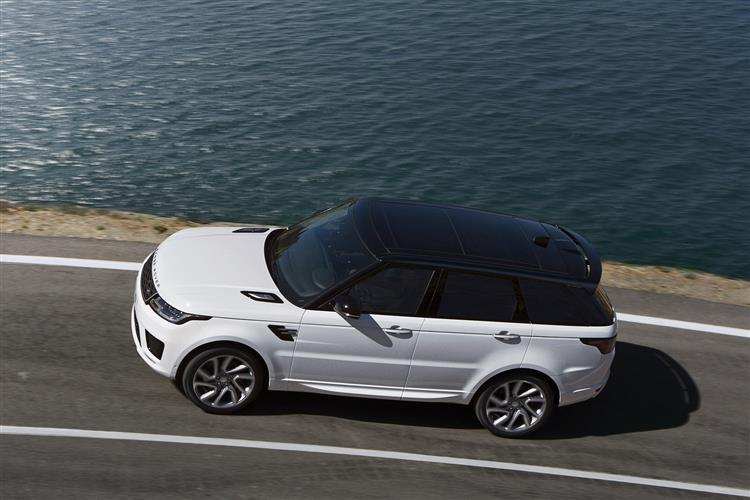 Land Rover RANGE ROVER 2.0 P400e Vogue 4dr Auto image 9