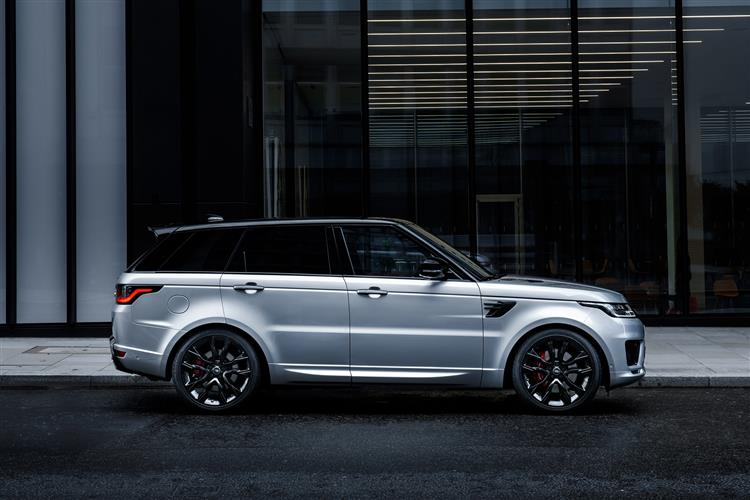 Land Rover New Range Rover Vogue Offer image 1
