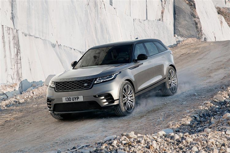 Land Rover RANGE ROVER VELAR 2.0 P300 R-Dynamic 5dr Auto image 5