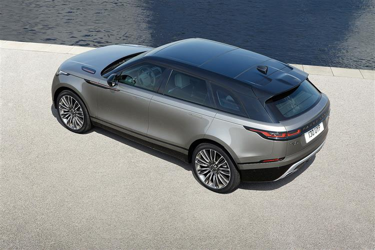 Land Rover RANGE ROVER VELAR 2.0 P300 R-Dynamic 5dr Auto image 6