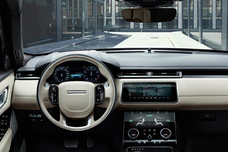 Land Rover RANGE ROVER VELAR 2.0 D180 R-Dynamic S image 12