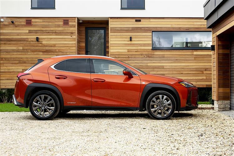 New Lexus UX review