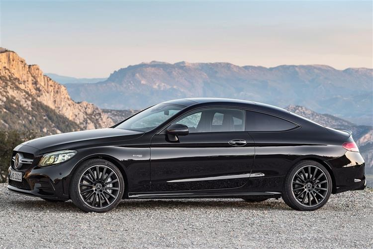 C Class Coupe (2015)