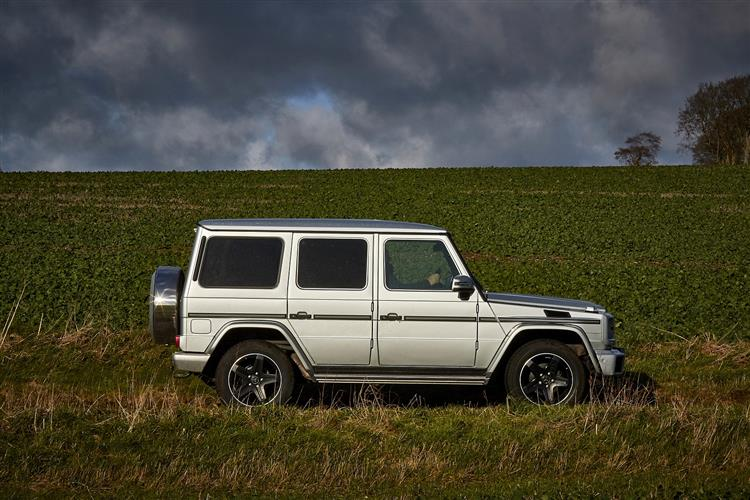 G Class Diesel Station Wagon