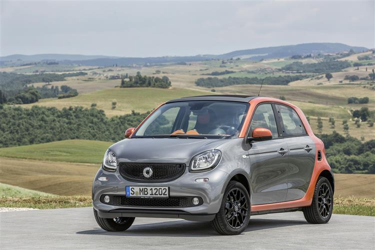 Forfour Hatchback Special Editions