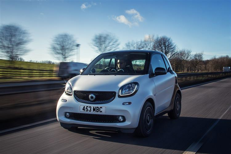 Fortwo Coupe Special Editions