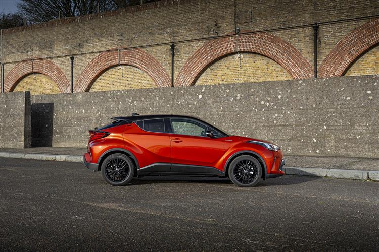 New Toyota C-HR review