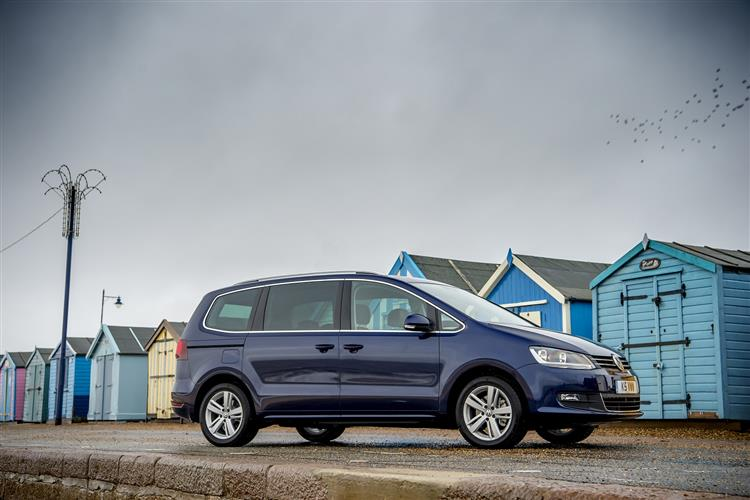 New Volkswagen Sharan review