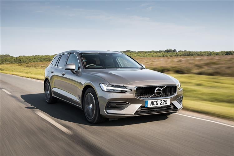 Volvo New V60 D3 Momentum Including Metallic Paint image 4 thumbnail